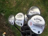 Golf woods Callaway