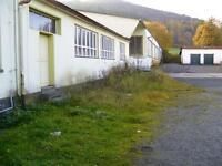 Lagerhallen mit Wohnhaus in 35088 Battenberg, Am Bahnhof 6a Hessen - Battenberg Vorschau