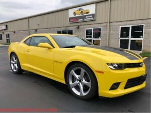 2014 Chevrolet Camaro 2SS Bumble Bee ONLY 2056 Kms Automatic