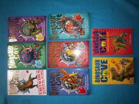Dinosaur Cove Books x 8 IP1