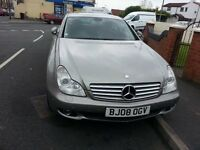 Mercedes CLS 320 CDI Triptronic ,7 speed, FSH, Full MOT, 2 Owners, immaculate condition, must see.