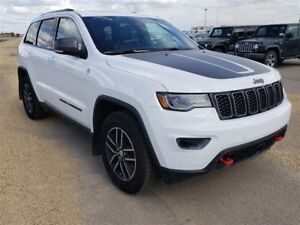 2018 Jeep Grand Cherokee Trailhawk | Leather | Remote Start | Pa
