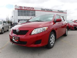 2009 Toyota Corolla CE\Safetied\Auto\Air Conditioning