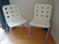 2 Ikea desk chairs
