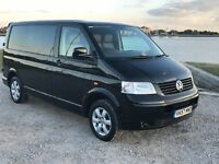 VW Transporter T5 - new conversion - low millage