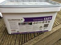 Jointex easy joint pointing mortar 15kg