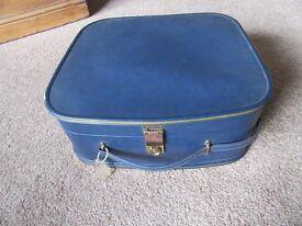 Vintage vanity case by Sky Trip - Prop storage display theatre beauty