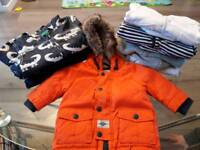 Bundle Of Boys Clothes 6-9m