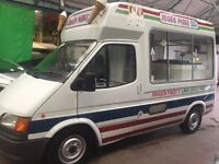 Ice Cream Van for Sale, Very Good Condition, Full Working Order