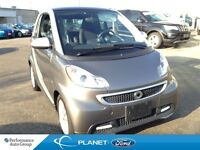 2013 smart fortwo passion 3 CYLINDER MOONROOF SNOW TIRES
