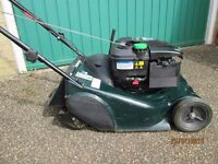 Hayter Harrier 41 Autodrive 3 years old in a full operating condition.