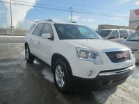 2010 GMC Acadia SLE**AWD**7 PGRS** CERT & 3 YEARS WARRANTY**