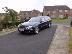 Mercedes E320 Avantgarde CDI Automatic - Omagh
