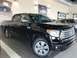 2016 Toyota Tundra Platinum 5.7L VB | 381 hp | Leather | AWD | 5