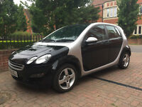 Smart Fourfour 1.1 Passion, Petrol - 1year MOT, great Condition!