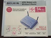 Belkin ADSL WiFi Router