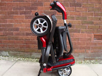 PRIDE QUEST PORTABLE MOBILITY SCOOTER.CAR BOOT MOBILITY SCOOTER.CAN DELIVER