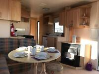 Cheap static caravan**Quick sale**3 bedroom**8 Berth / 2017 site fee's included!