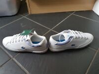 Lacoste ladies size 4 trainers