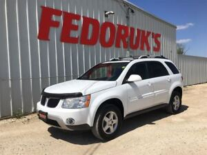 2008 Pontiac Torrent SE 1 YR WARRANTY INCLUDED!!