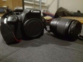 New Canon EOS1300 d WI-fi