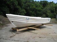 12ft PIONER MAXI dinghy