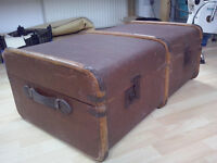 vintage cabin trunk for sale