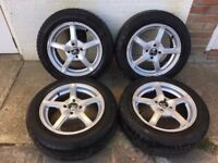 vauxhall wheels