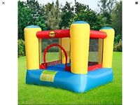Children's Bouncy Castle, Airblower & Carrycase