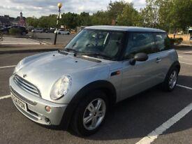 Silver Mini one, full service history, long MOT