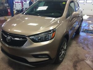 2018 BUICK ENCORE FWD SPORT TOURING (1SH)