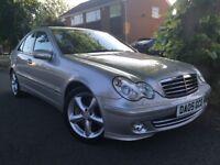 Mercedes-Benz C220 2.1 CDI Avant Garde **Full Main Dealer Service History**