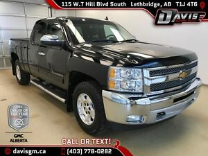 Used 2012 Chevrolet Silverado 1500 LT-40/20/40 Split Bench Seat