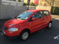 VW Fox - Good condition and low mileage!