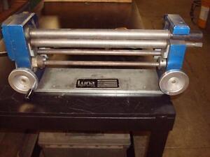 """Luna 14"""" Bench Top Rolls"""