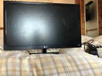 """LG 27"""" 1080p monitor"""