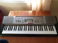Casio LK-230 key lighting keyboard