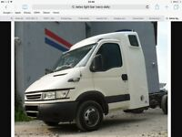Wanted Iveco daily bonnet for 2005 model