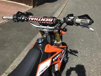Rieju MRT Marathon Pro 125 bike for sake