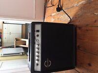 Carlsbro 15 Watt Bass Guitar Amplifier For Sale