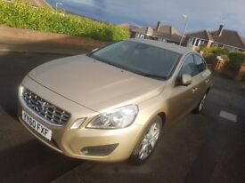 Volvo S60 Car as NEW ONLY 6500 MILES bargain