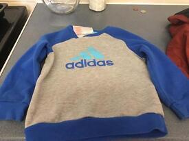 Adidas jumper 18-24 months