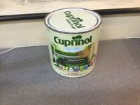 Cuprinol Garden Shades Fence, Furniture or Shed Paint