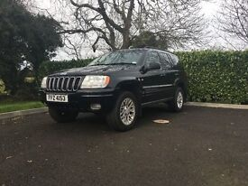 2002 Jeep Grand Cherokee 2.7D Limited