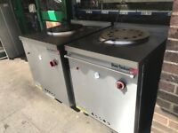 COMMERCIAL CATERING KITCHEN TANDOORI GAS OVEN FAST FOOD INDIAN RESTAURANT NAN BREAD SHOP TYPE
