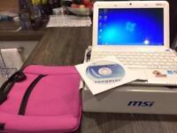 Pink notebook
