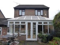 Conservatory or Greenhouse Roof