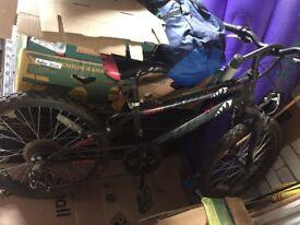 Boys bike(suitable age 8-10) for sale