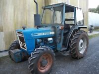 ford tractor 3600 4wd , sale