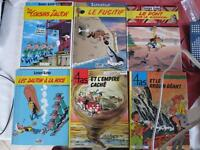 Bandes Dessinées Lucky Luke et 4as - 4$ chacune